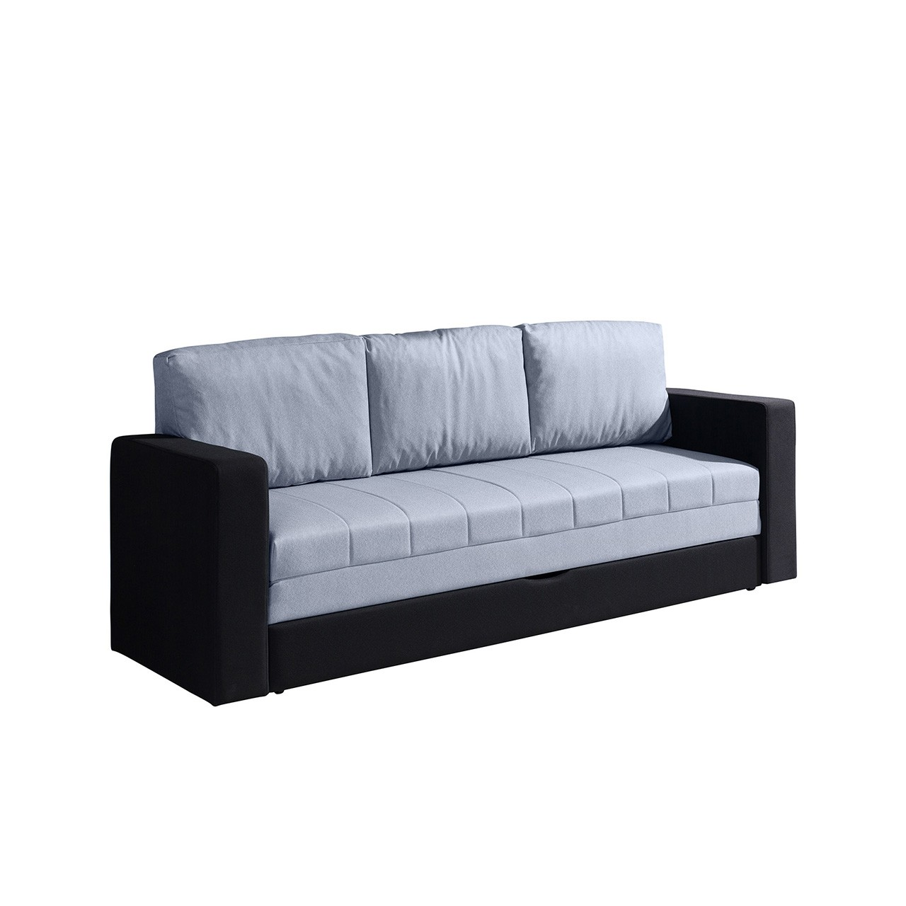 sofa bralani mit schalffunktion und bettkasten mirjan24. Black Bedroom Furniture Sets. Home Design Ideas