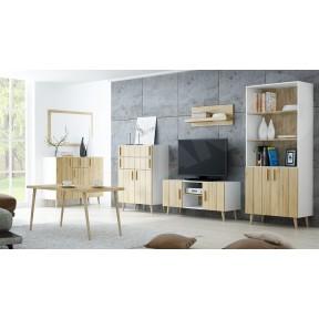 Wohnzimmer-Set Balio III