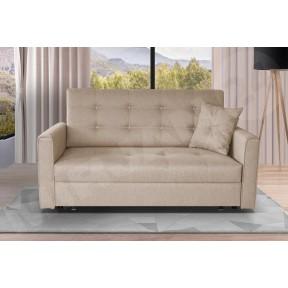 Sofa Clivia Lux III mit Schalffunktion und Bettkasten