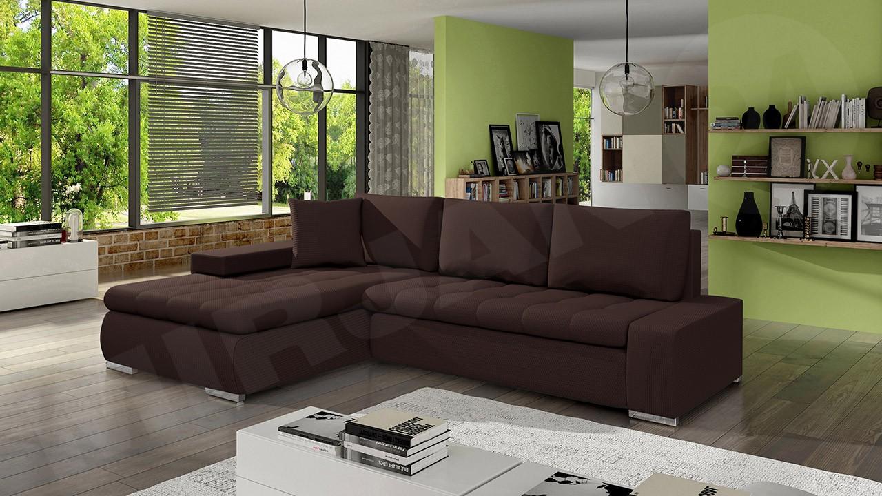 ecksofa herkules mini sale mit bettfunktion mirjan24. Black Bedroom Furniture Sets. Home Design Ideas