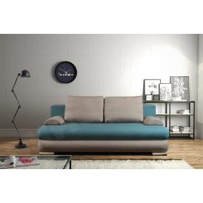 Sofa Dunelis mit Schlaffunktion und Bettkasten