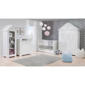 Kinderzimmer-Set Marsylia MDF II