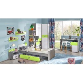Kinderzimmer-Set Gutro III