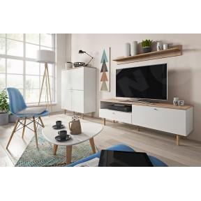 Wohnzimmer-Set Uri II