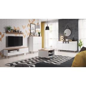 Wohnzimmer-Set Uri IV