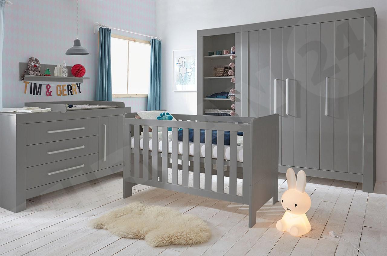 Kinderzimmer Set Calmo Mdf Ii