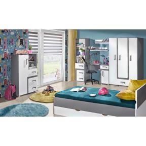 Kinderzimmer-Set Petito XVIII