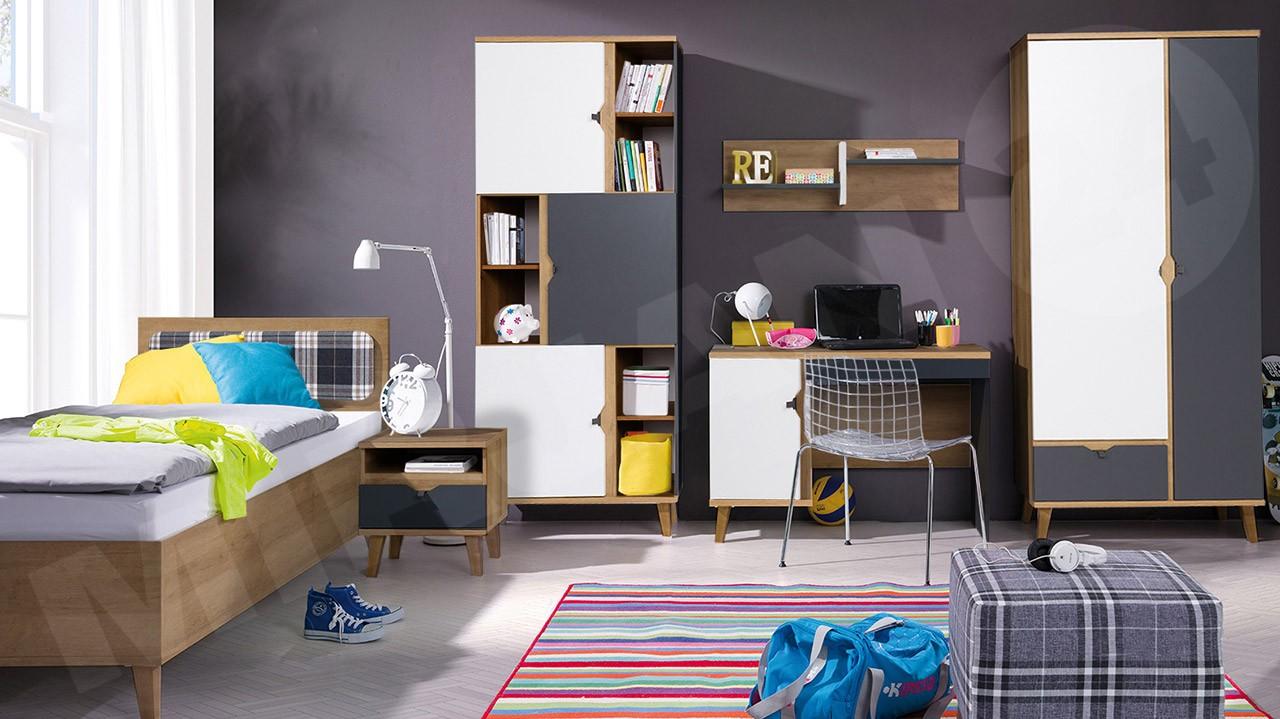 Kinderzimmer-Set Temero I - Mirjan24