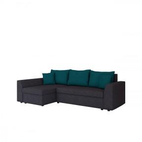 Ecksofa Enerdi Lux mit zwei Bettkasten und Schlaffunktion