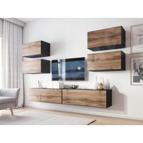 Wohnzimmer-Set Nessor II