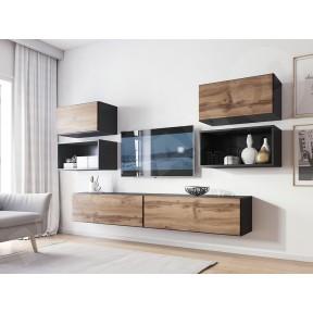 Wohnzimmer-Set Nessor III