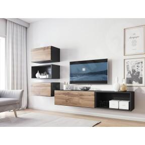 Wohnzimmer-Set Nessor IV
