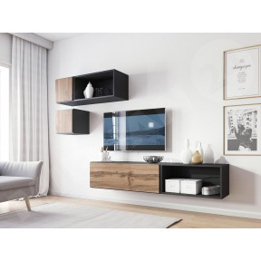 Wohnzimmer-Set Nessor V