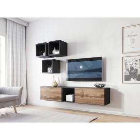 Wohnzimmer-Set Nessor VIII