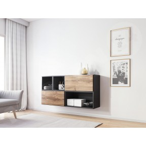 Wohnzimmer-Set Nessor XV