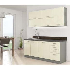 Küchenmöbel Multiline III
