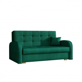 Sofa Clivia Gold III mit Schlaffunktion und Bettkasten