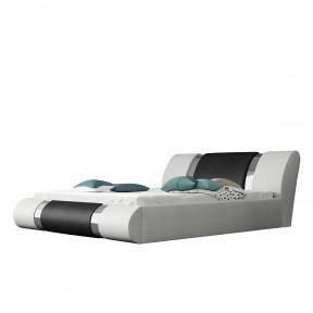 Polsterbett Gazel mit Lattenrost und Bettkasten