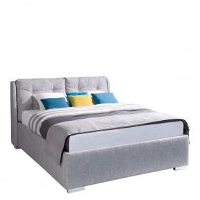 Polsterbett Andres mit Bettkasten und Lattenrost