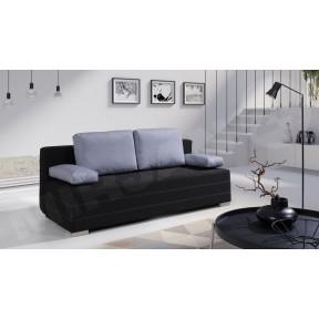 Sofa Monako mit Schlaffunktion und Bettkasten