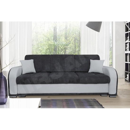 Sofa Arose III mit Schlaffunktion und Bettkasten