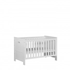 Babybett Marsylia-Blanco LD 140x70 MR02