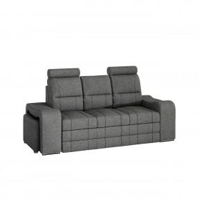Sofa Greg mit zwei Polsterhocker