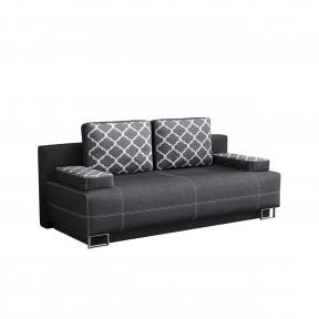 Sofa Mulan mit Schlaffunktion und Bettkasten