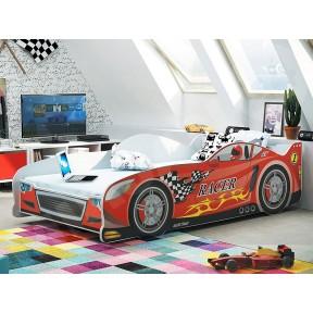Kinderbett mit Matratze Racer