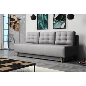 Sofa Mundo mit Schlaffunktion und Bettkasten