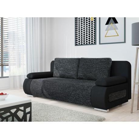 Sofa Ernas mit Bettkasten und Schlaffunktion
