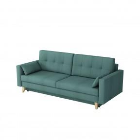 Sofa Ominel mit Schlaffunktion und Bettkasten