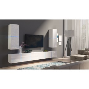 Wohnzimmer-Set Sierra III
