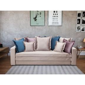 Sofa Tulum mit Bettkasten und Schlaffunktion