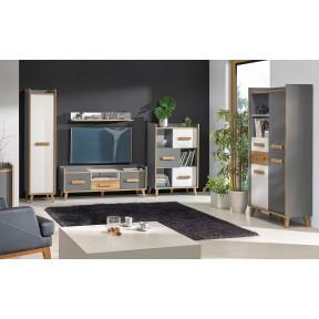 Wohnzimmer-Set Pearl I
