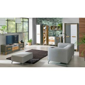 Wohnzimmer-Set Pearl III