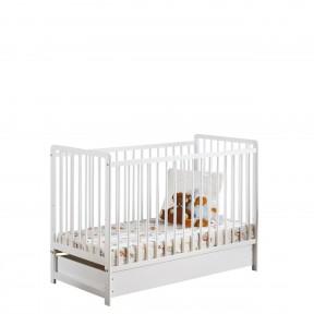 Babybett mit Matratze Liatra II Plus