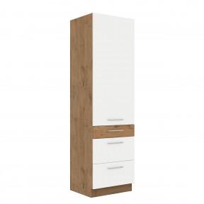 Hoher Schrank Woodline 60 DKS-210 3S 1F