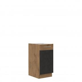 Unterschrank Woodline 40 D 1F BB