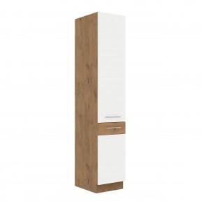 Hoher Schrank Woodline 40 DK-210 2F