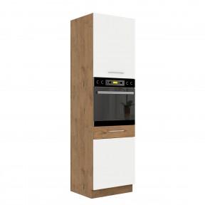 Hoher Schrank für den Ofen Woodline 60 DP-210 2F