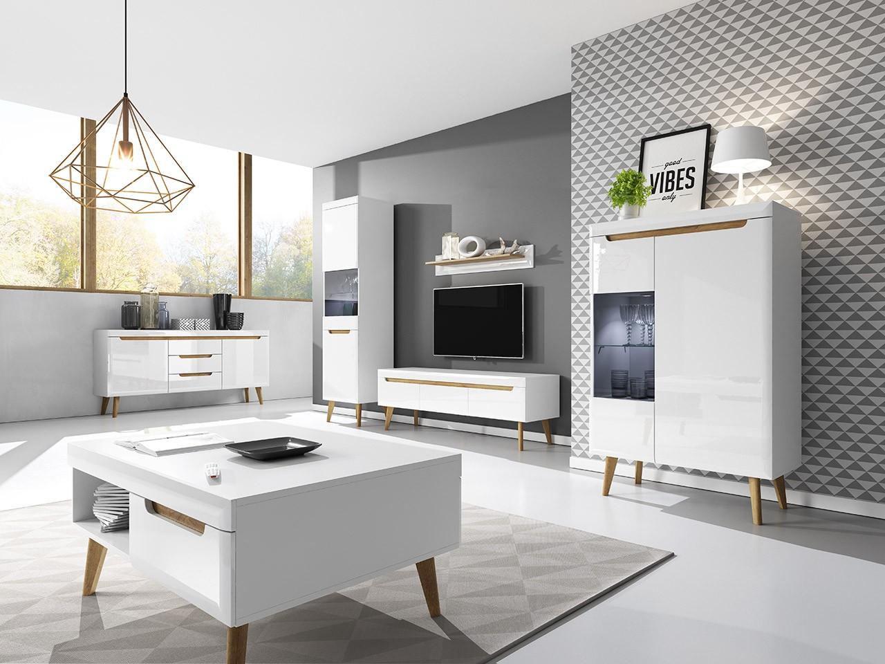 Wohnzimmer-Set Nirus I