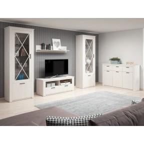 Wohnzimmer-Set Rosa IV