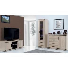 Wohnzimmer-Set Xavier I