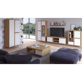 Wohnzimmer-Set Green I