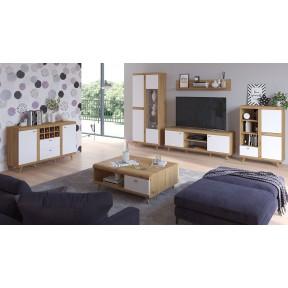 Wohnzimmer-Set Green II