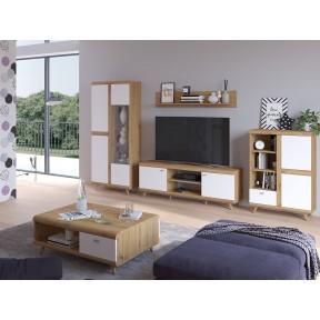 Wohnzimmer-Set Green III