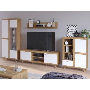 Wohnzimmer-Set Green IV