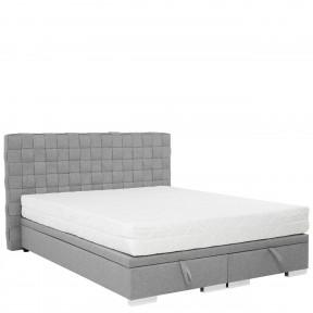 Polsterbett mit Rahmen für eine Matratze Winter 4