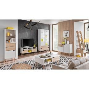 Wohnzimmer-Set Ally I
